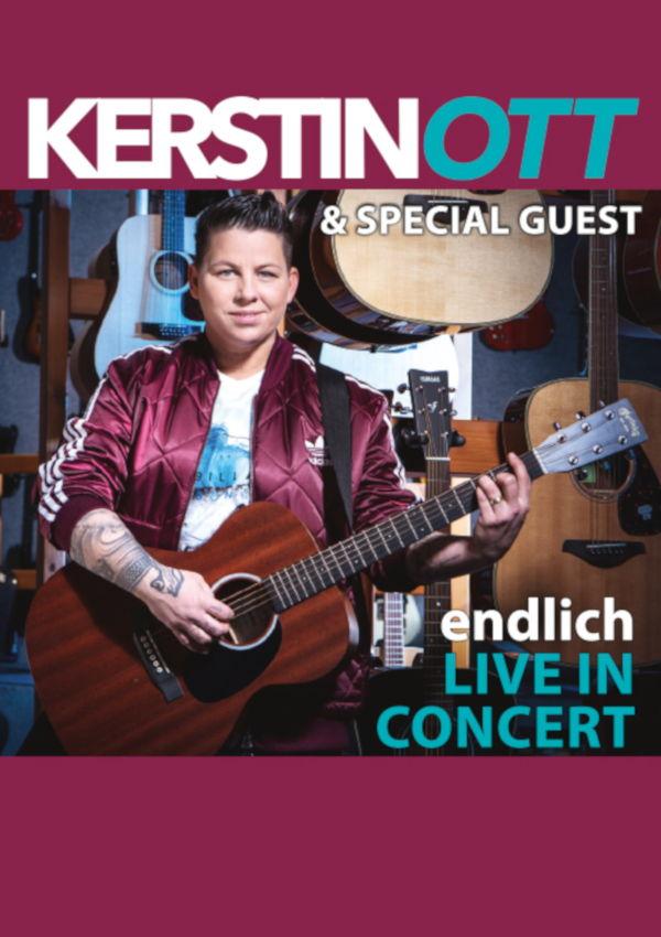 Kerstin Ott & Special Guest