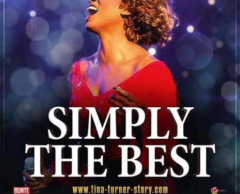 Kaufen Sie Tickets für Simply the Best im Metropol Theater Bremen