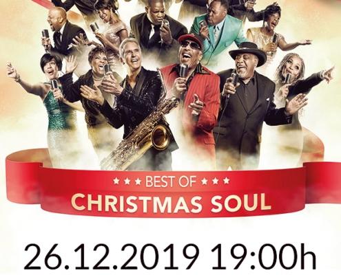 Sweet Soul XMAS Revue im Metropol Theater Bremen