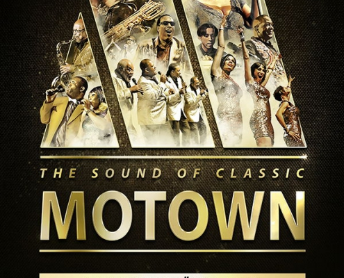 Schauen Sie The Sound of Classic Motown im Metropol Theater