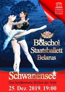 Bolschoi Staatsballett Belarus - Schwanensee im Metropol Theater Bremen