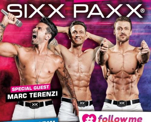 SIXX PAXX im Metropol Theater Bremen