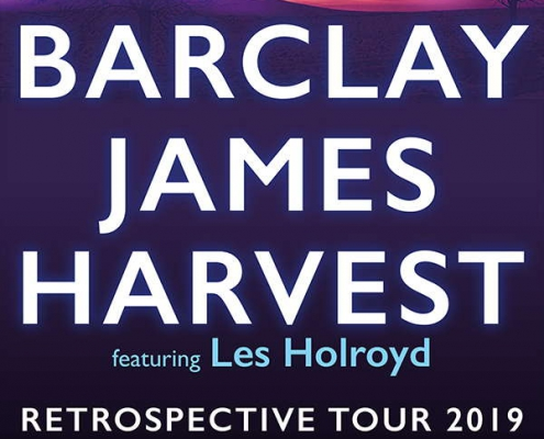 Barclay James Harvest feat. Les Holroyd im Metropol Theater Bremen