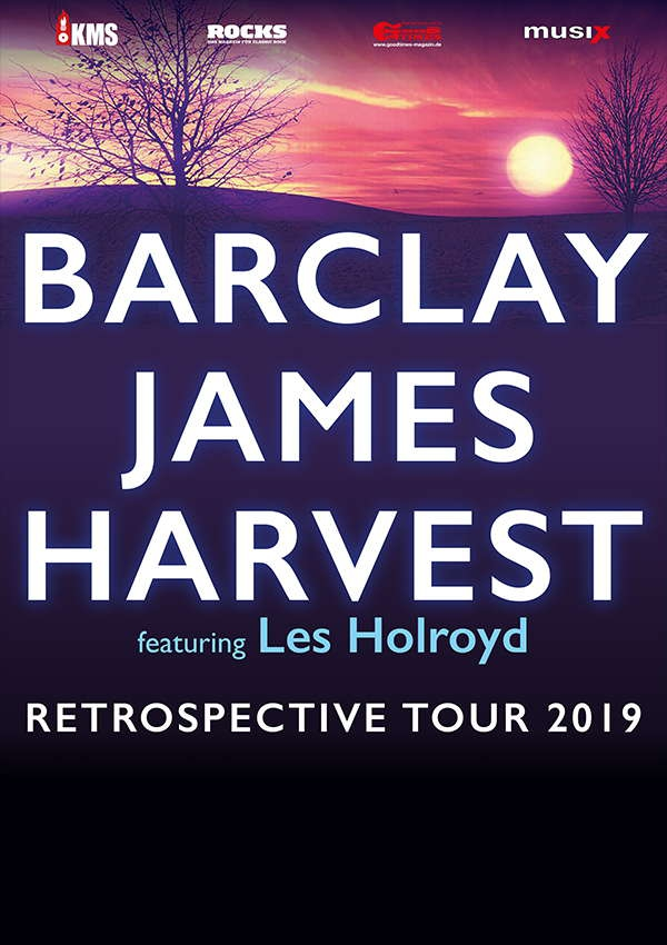 Barclay James Harvest feat. Les Holroyd im Metropol Theater Bremen