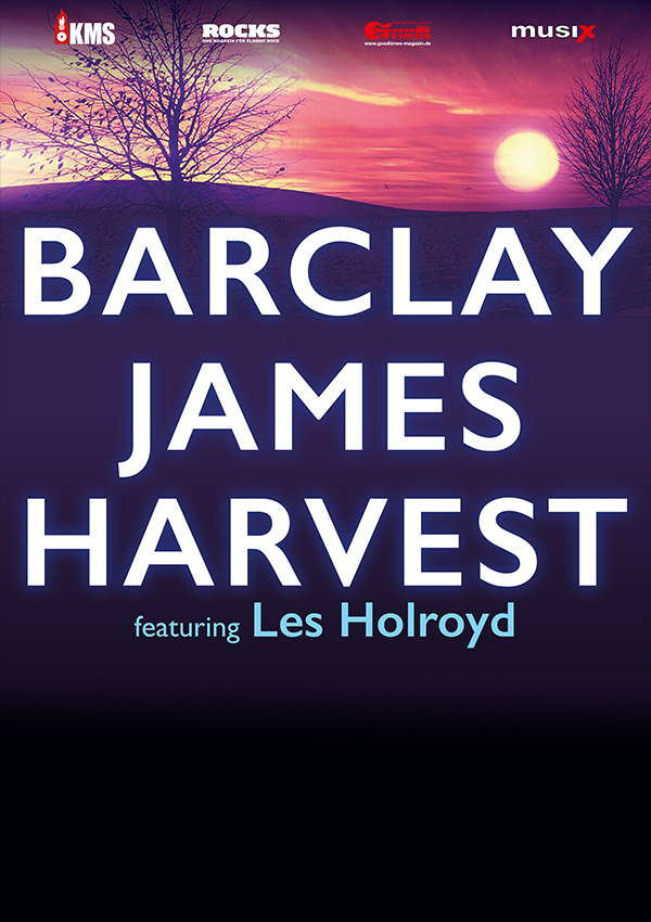 Barclay James Harvest feat. Les Holroyd