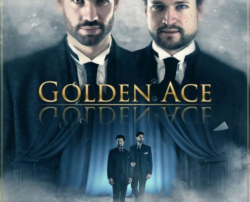 Titelbild - Magierduo Golden Ace im Metropol Theater Bremen 2020
