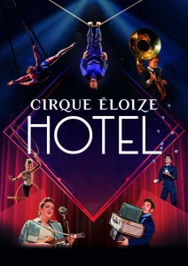 Cirque Èloize im Metropol Theater Bremen