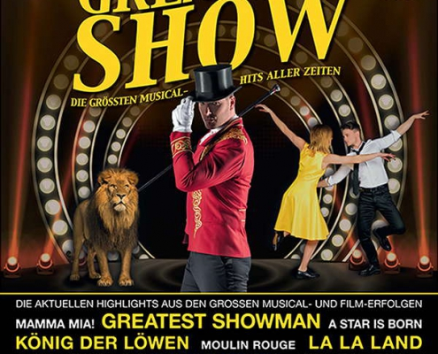 This is THE GREATEST SHOW - Die größten Musical Hits aller Zeiten 2020 Bremen