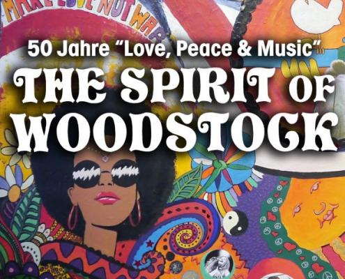 The Spirit of Woodstock | Metropol Theater Bremen