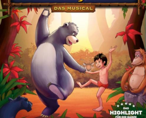 Dschungelbuch - Das Musical 2020 im Metropol Theater Bremen