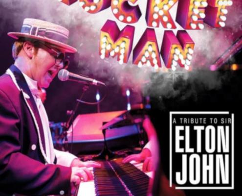 The Rocket Man - A tribute to Sir Elton John im Metropol Theater Bremen