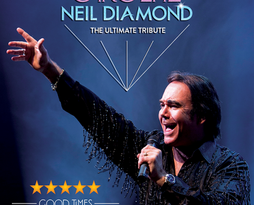 Sweet Caroline - The Ultimate tribute to Neil Diamond Metropol Theater Bremen