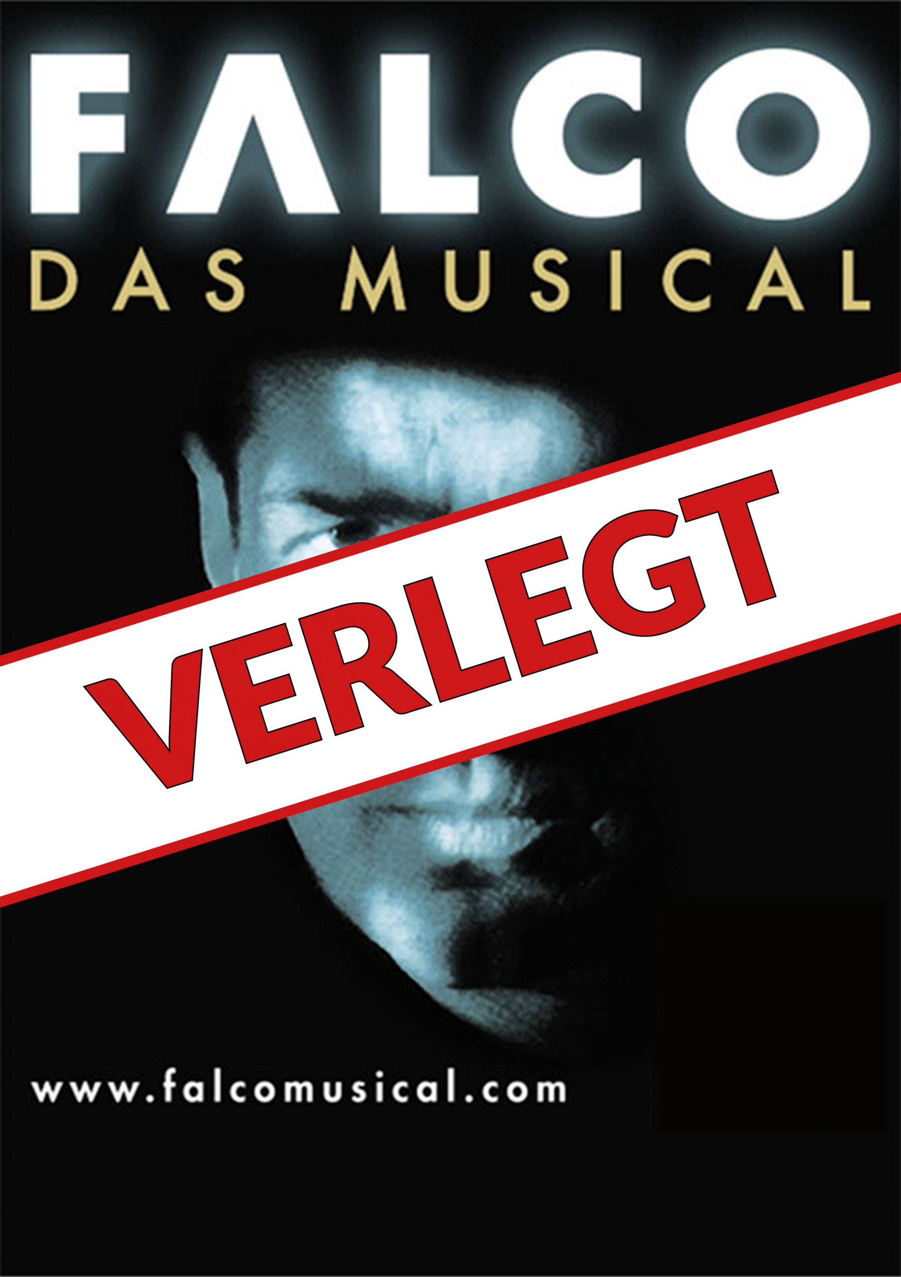 Falco – Das Musical – VERLEGT