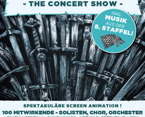 Game of Thrones - The Concert Show 2020 im Metropol Theater Bremen