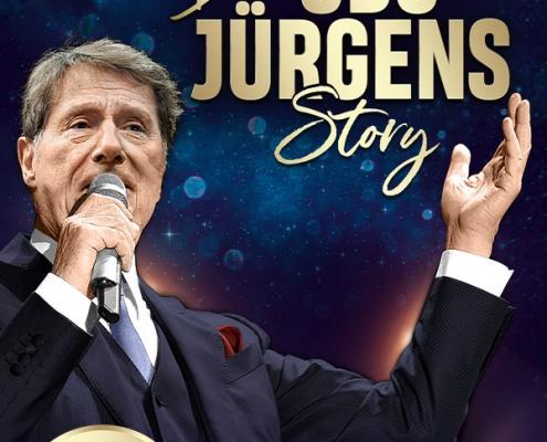 Plakatmotiv Die Udo Jürgens Story - Sein Leben, seine Liebe, seine Musik!