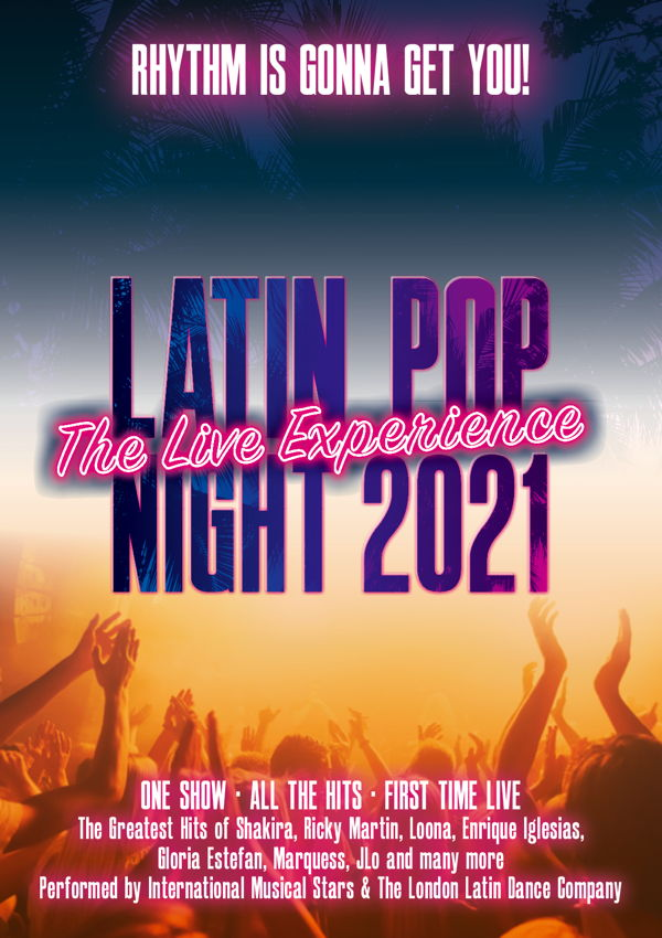 Latin Pop Night 2021