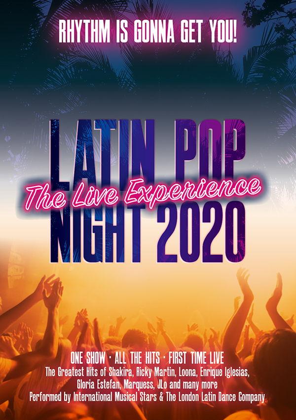 Latin Pop Night 2020