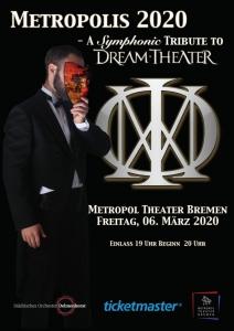 Plakatmotiv Metropolis 2020 Bremen