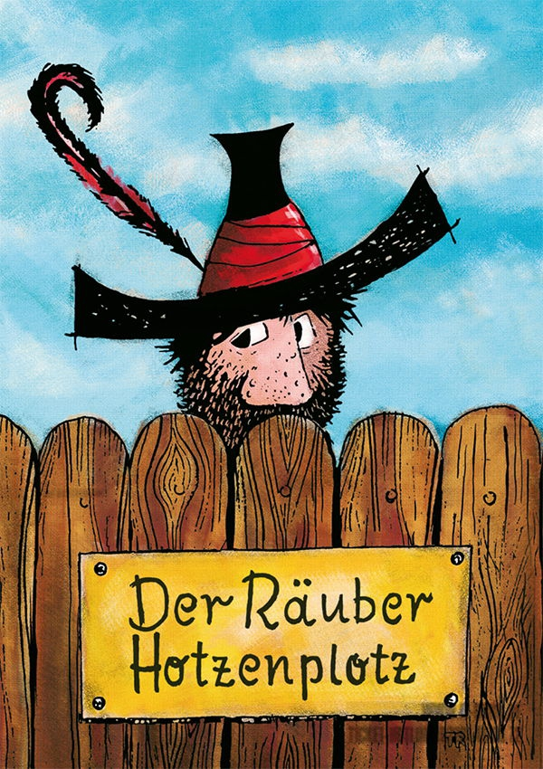 """Plakatmotiv """"Der Räuber Hotzenplotz"""" im Metropol Theater Bremen am 19.04.2020"""