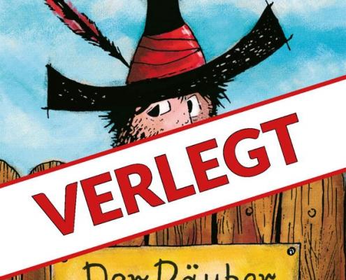 """Plakatmotiv """"Der Räuber Hotzenplotz"""" im Metropol Theater Bremen am 23.08.2020"""