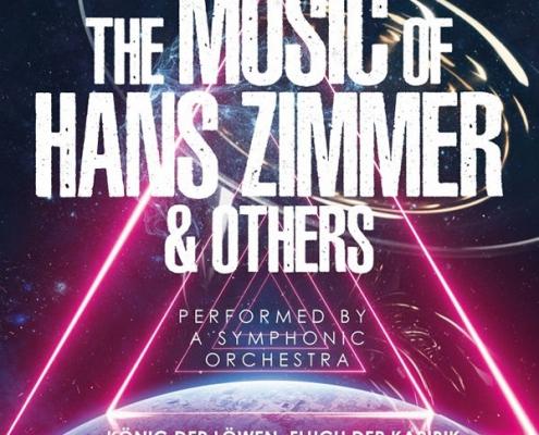 Plakatmotiv Konzertveranstaltung The Music of Hans Zimmer & Others in Bremen
