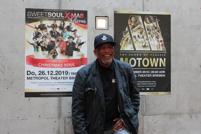 Ron Williams im Metropol Theater Bremen