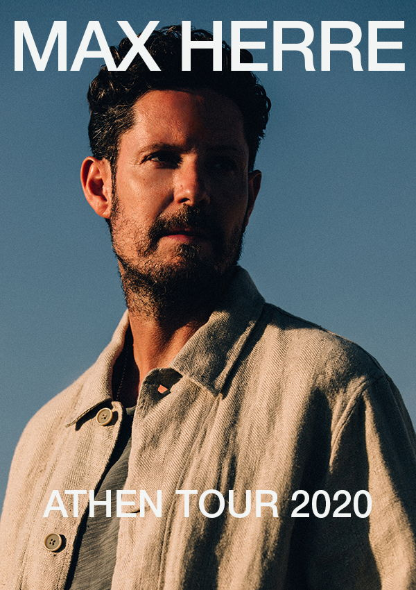 Max Herre – Athen Tour 2020