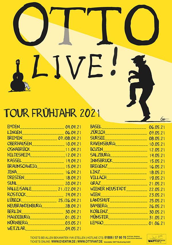 OTTO – live!