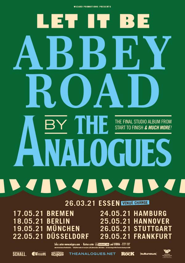 The Analogues – Abbey Road Relived