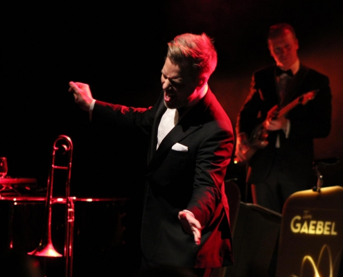 Beitragsbild Entertainment at it's best - Tom Gaebel im Metropol Theater Bremen