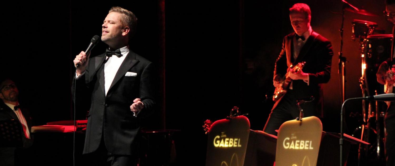 Blogbeitragsbild Tom Gaebel & his Orchestra im Metropol Theater Bremen