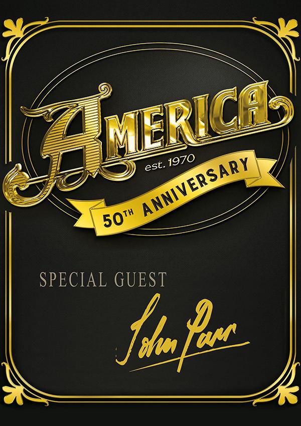 Plakatmotiv für Konzert America in Bremen