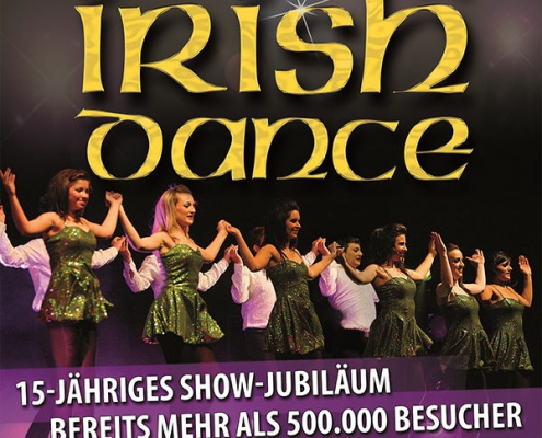 Plakatmotiv DANCE MASTERS! – Best of Irish Dance Irischer Stepptanz in Perfektion im Metropol Theater Bremen
