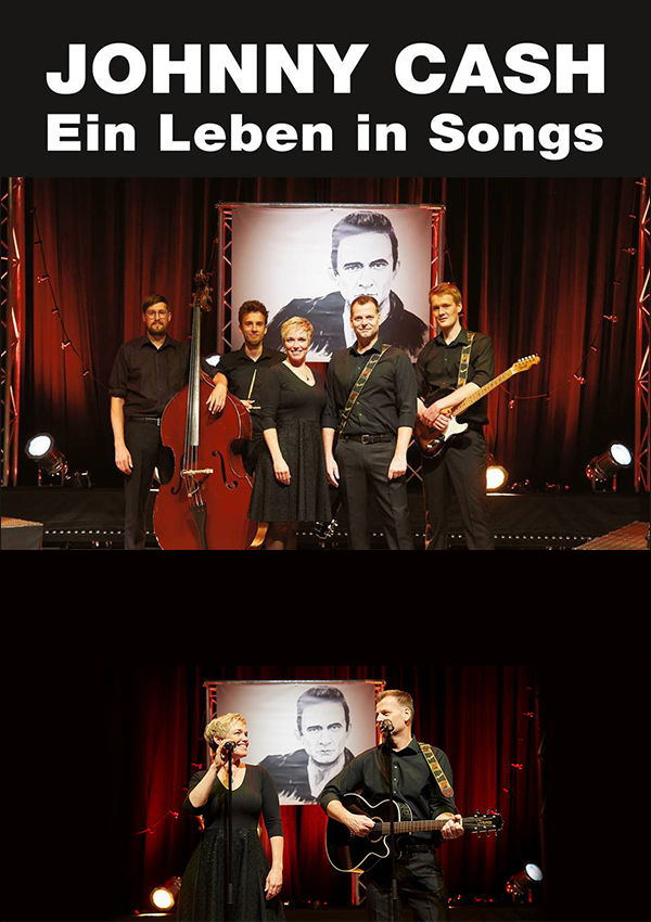 Johnny Cash – Ein Leben in Songs