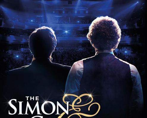 Plakatmotiv The Simon & Garfunkel Story 2020 im Metropol Theater Bremen
