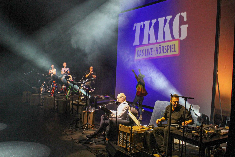 Nachbericht TKKG das Livehörspiel in Bremen im Metropol Theater