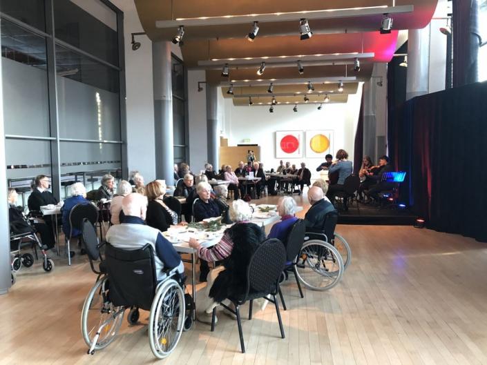 klassisches Konzert im Mayfair für Senioren