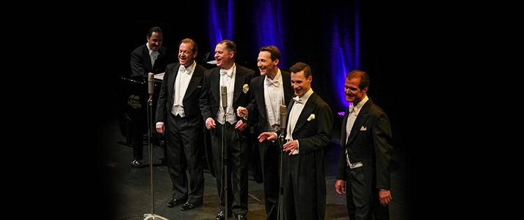 Beitragsbild Nachbericht Berlin Comedian Harmonists im Metropol Theater Bremen