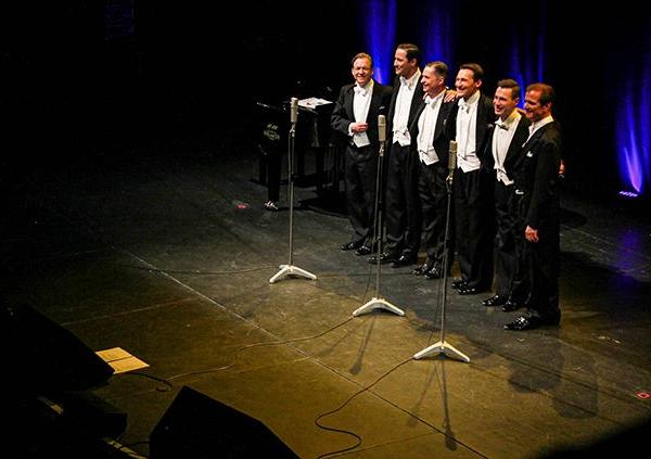 Beitragstitelbild Berlin Comedian Harmonists im Metropol Theater Bremen
