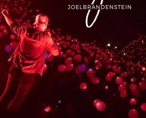 Plakatmotiv Joel Brandenstein Frei Tour Bremen