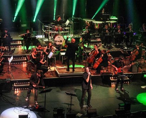 Titelbild Nachbericht Philharmonic Rock 2019 - Rock trifft Orchester im Metropol Theater Bremen
