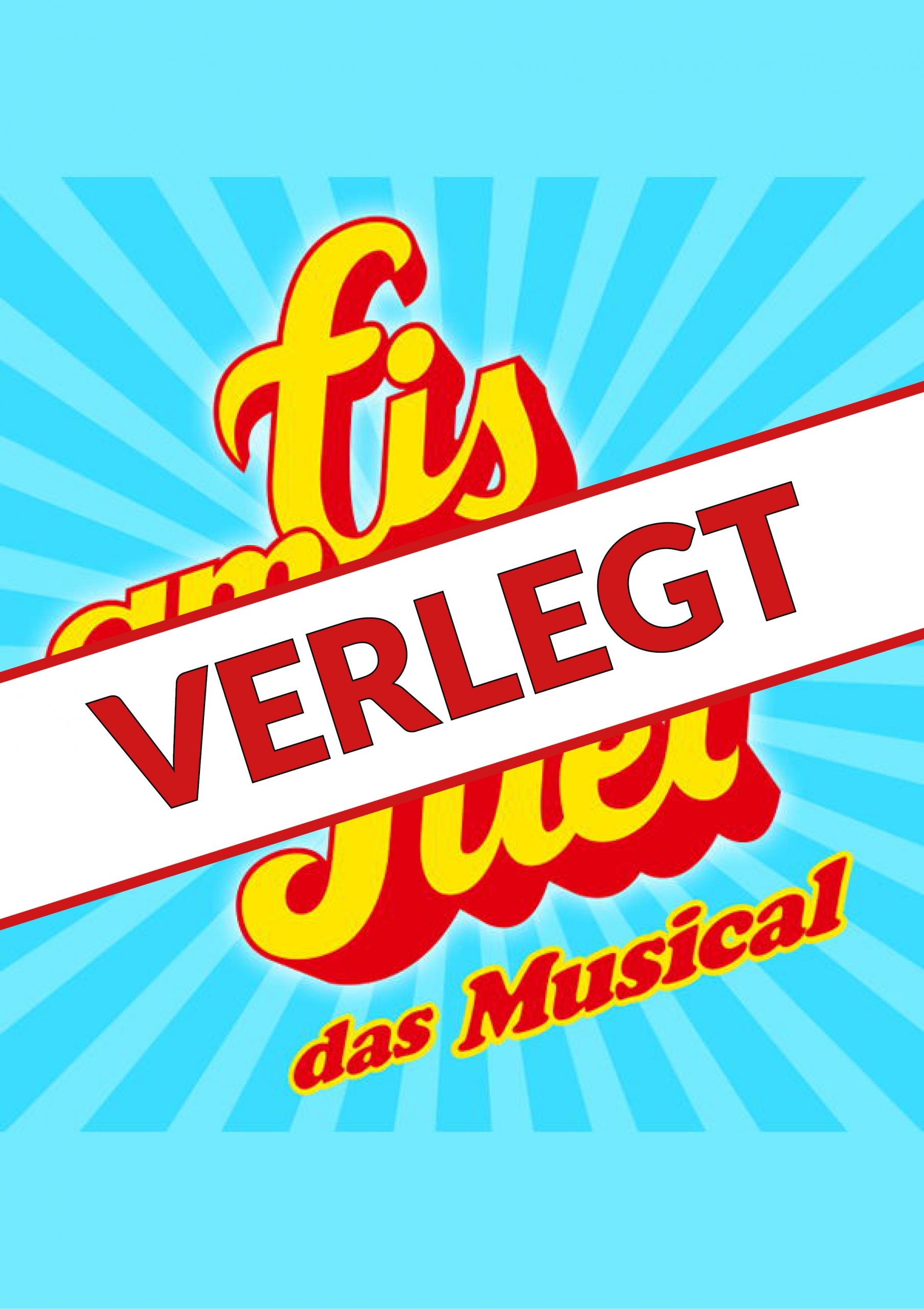 Eis am Stiel Musical – das Original – VERLEGT