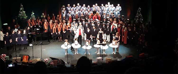 Beitragsbild Bremer Weihnachtssingen im Metropol Theater 2019