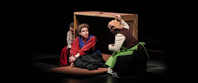 Beitragsbild Einmal zaubern können! im Metropol Theater Bremen mit Goethes Zauberlehrling