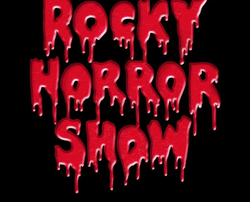 Plakatmotiv für Rock Musical Richard O'Brien's Rocky Horror Show Bremen 2021