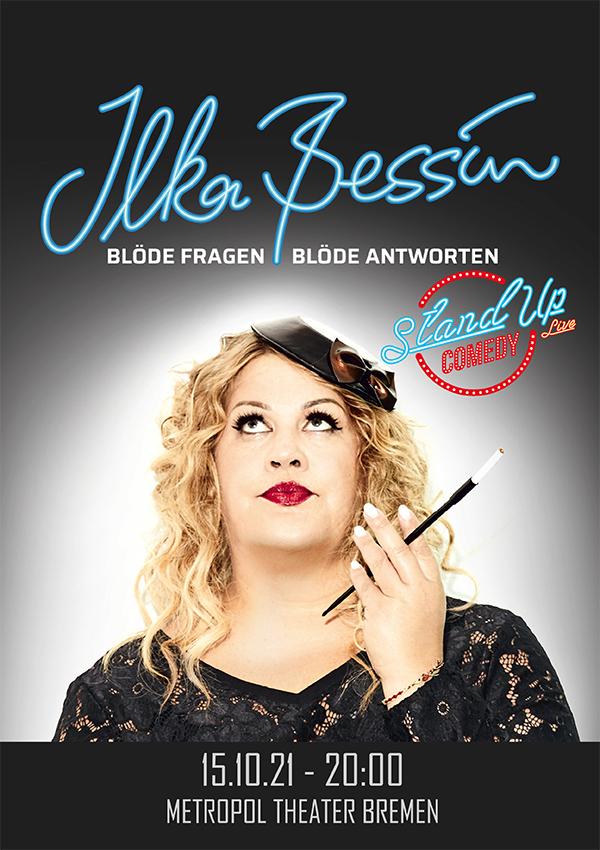 Ilka Bessin – Blöde Fragen, blöde Antworten
