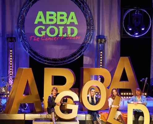 Titelbild ABBA Gold - The Concert Show im Metropol Theater Bremen 2020