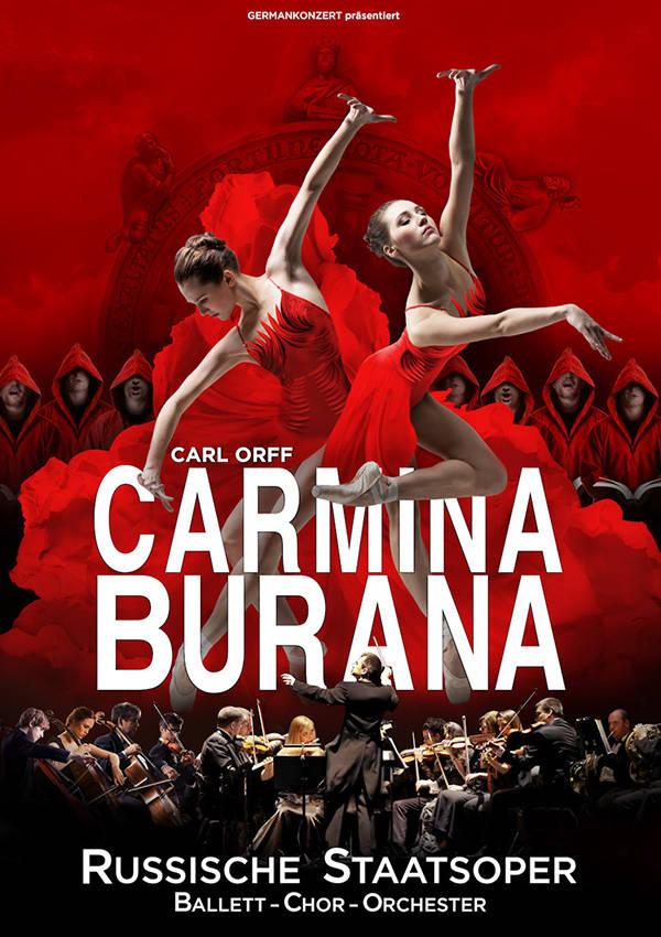 Carmina Burana – Russische Staatsoper