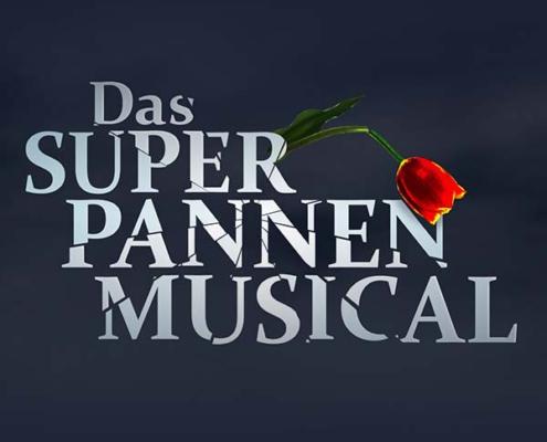 Plakatmotiv Das Superpannen Musical in Bremen 2021