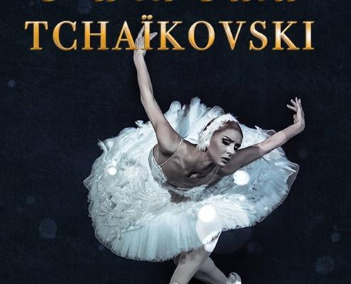 Plakatmotiv Stars & Sankt Petersburger Klassisches Ballett TSCHAIKOWSKY Ballettgala im Metropol Theater Bremen